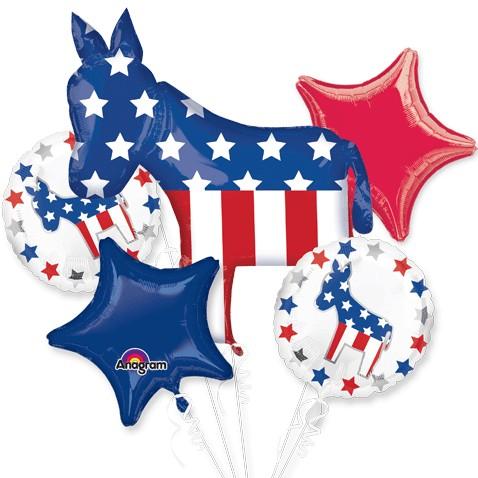 f2f0a635 NFL - New England Patriots - Foil Balloon Bouquet (Newer Design ...
