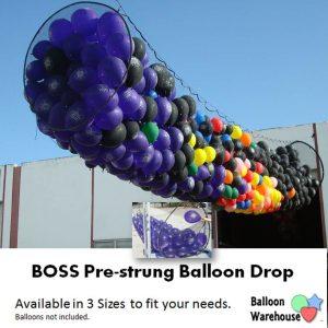 Balloon Drop Nets and Kits