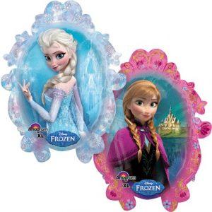 "31"" Disney Frozen Super Shape Foil Balloon"