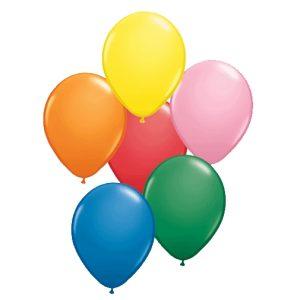 Qualatex Assorted Latex Balloons