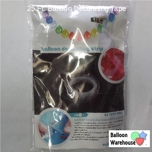 Balloon arch balloon warehouse for Balloon arch tape