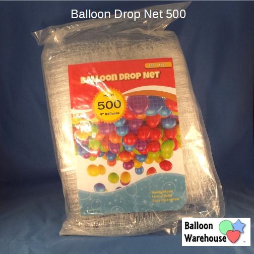 Boss 1000 Pre Strung Balloon Drop Balloon Warehouse