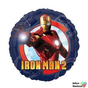 Iron Man 2 Foil Balloon