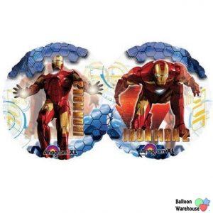 Iron Man 2 See-Thru Balloon