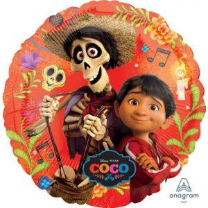 Coco Foil Balloon