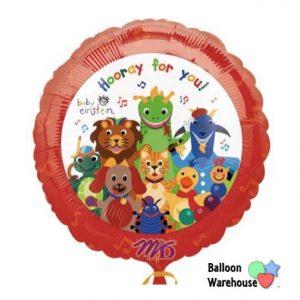Baby Einstein Foil Balloon