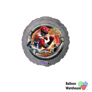 "Power Rangers Operation Overdrive 18"" Balloon"