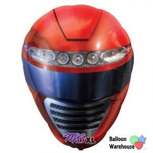 """Power Rangers Operation Overdrive Helmet 18"""" Foil Balloon"""