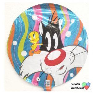 tweety and sylvester balloon