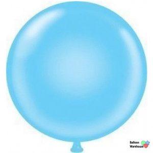 "17"" Baby Blue Latex"