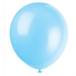 Baby Blue Latex 5 Inch