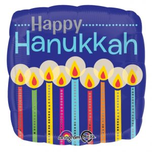 HX Hanukkah Candles