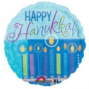 "18"" Hanukkah Wishes"