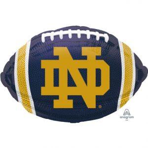 "18"" University of Notre Dame Football"