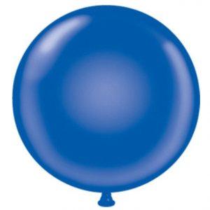 "17"" Tuf-Tex Latex Sapphire Blue"