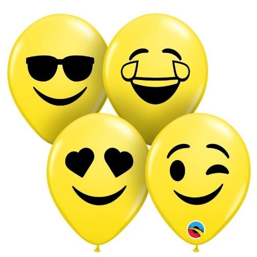 10 count 260 Betallatex party twist latex balloon Crystal Yellow