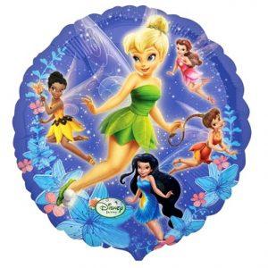 Tinker Bell and the Disney Fairies Foil Mylar Balloon