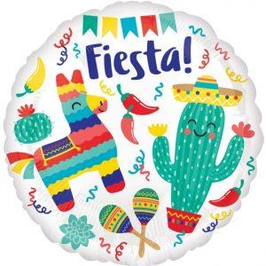 "17"" Fiesta Party"