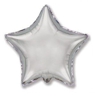 4in Silver Star