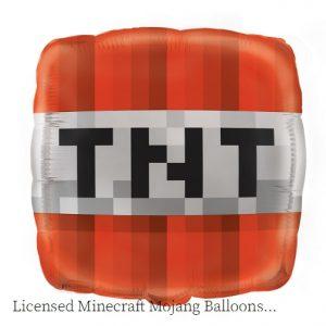 Minecraft - TNT Party
