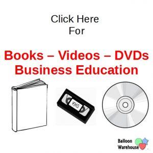 Books - Videos - DVDS