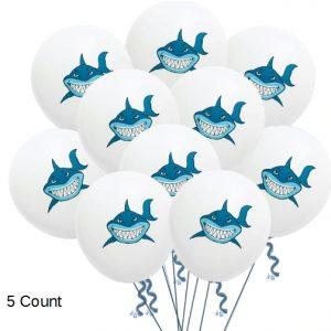 Shark Latex Balloon
