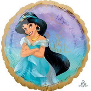 """17"""" Jasmine Once Upon Time"""