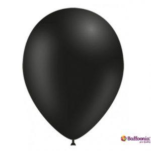 Black Balloonia Latex Balloons