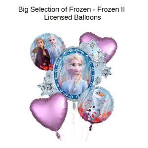 Frozen - Frozen II Balloons