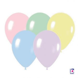 "11"" PASTEL ASSORTMENT BETALLATEX"