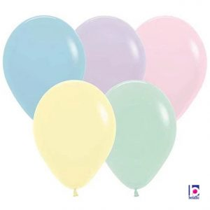 "1"" PASTEL MATTE ASSORTED Betallatex"