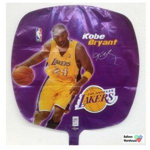 "18"" NBA Kobe Bryant Basketball Balloon"