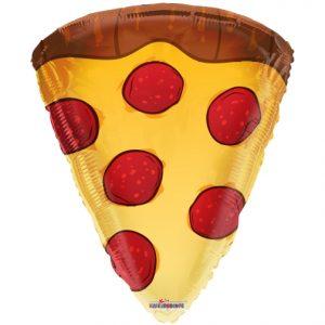 18″ Slice Of Pizza Shape Balloon