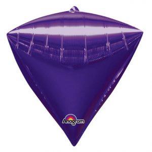 """17"""" Diamondz Purple"""