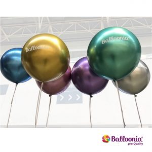2ft Brilliant Balloonia Brand Balloons