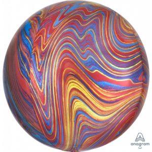 Colorful Marblez Orbz