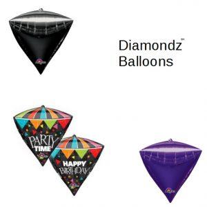 Diamondz Balloons