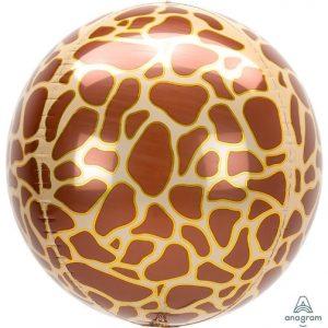 Giraffe Print Orbz