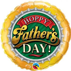 "18"" Hoppy Fathers Day"