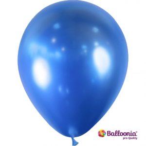Brilliant Blue Latex Balloon Balloonia Brand