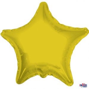 SC Solid Star Gold - Flat