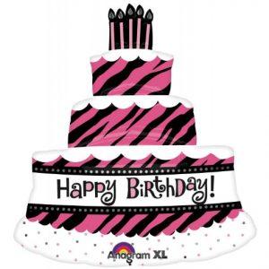 "32"" So Fab Triple Layer Cake"