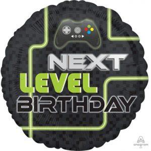 "17"" Level Up Birthday"
