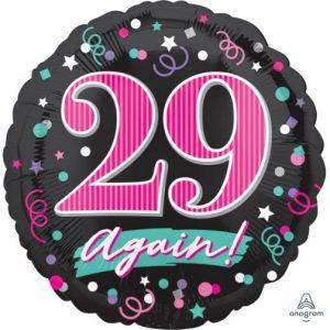 """17"""" 29 Again"""