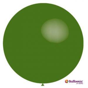 Latex Balloons Forest Green Balloonia