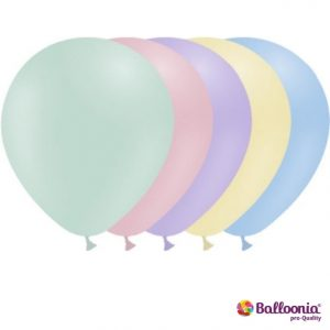 Matte Assorted Colors Balloonia Brand