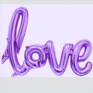 Lavender Love Letters