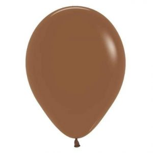 Deluxe Coffee Latex Balloons