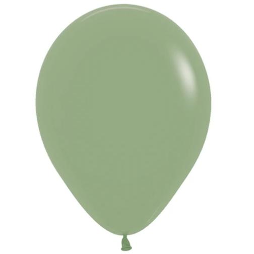 Betallic 11 Betallatex Pastel Matte Green Latex Balloons