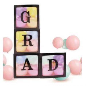 Grad Balloon Box Blocks